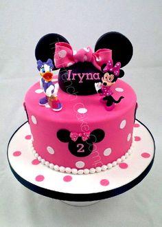 23 Best Mickey Minnie Cakes Gâteaux Danniversaire Mickey