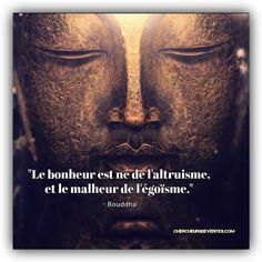 Inspiration spirituelle Bouddha