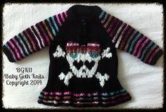 Tante er fortsatt GAL!!: Kunne Du kledd en Baby i dette? -Tøffe StrikkeOpps...