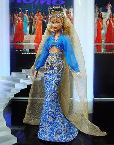 jaynedoll — thedollcafe: Miss Daghestan 2013/2014 by...
