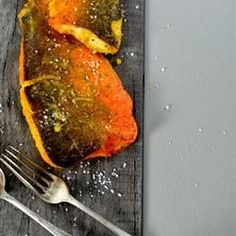 David Duchovny's Seared Catfish