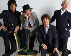 "Rolling Stones Songs | The so-called ""British Bad Boys"" all dressed up"