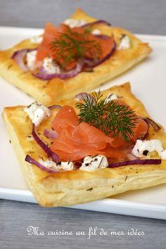 A l'apéro ou en entrée avec une salade, en petit ou en grand format, peu importe... du moment que c'est bon ;-) Ingrédients ...