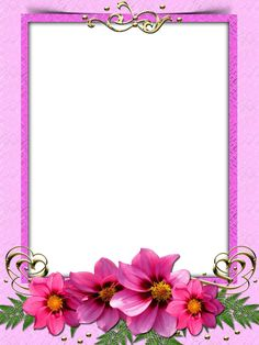 Frame Border Design, Page Borders Design, Flower Background Design, Frame Background, Boarders And Frames, School Frame, Framed Wallpaper, Birthday Frames, Borders For Paper