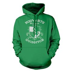 Quidditch Slytherin T-Shirt If you are ambitious, driven, focused on goals, determined, prepared, subtle, perfectionistic, adaptable, realistic, self-reliant, charming, bold and assertive, then you ar