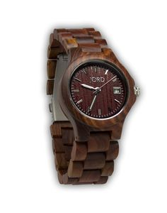 JORD Wood Watch guest giveaway