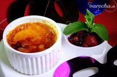 Créme bruleé Creme, Pudding, Food, Custard Pudding, Essen, Puddings, Meals, Yemek, Avocado Pudding