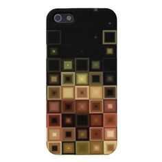Abstract Tile Pattern iPhone 5 Case