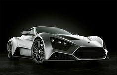 Zenvo ST1 » Yanko Design  Cars, wheels, vehicles
