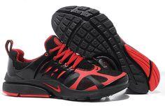 huge discount fad71 ae7fb Air Nike Shoes Presto 4.0 Black Red