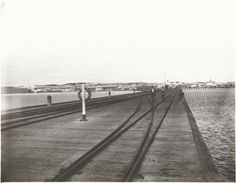 BA1271/341: Geraldton as seen from the end of the jetty, 1920 http://encore.slwa.wa.gov.au/iii/encore/record/C__Rb2109044?lang=eng