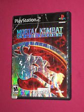 Mortal Kombat Armageddon PS2 Game - Sony PlayStation 2