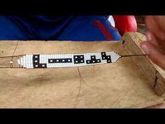 Curso De Manillas En Mostacilla - 5 Pulido De La Manilla - YouTube Pula, Seed Beads, Loom, Youtube, Bracelets, Jewelry, Model, Jewelry Patterns, Groomsmen