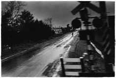 "Daido Moriyama From Hokkaido. (Exhibition: ""Hokkaido / The World Through My Eyes"", Galleri Riis, Stockholm) """