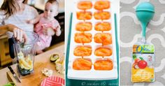baby food tricks and recipes
