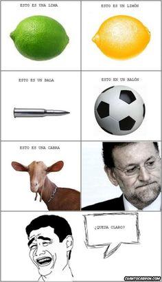 Rajoy cabron