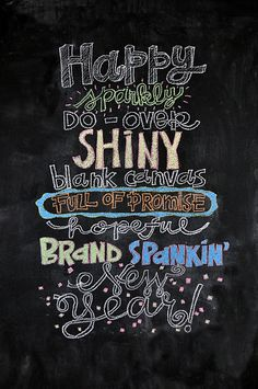 chalkboard wall!--use colored chalk too