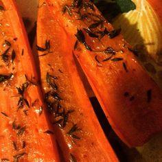Sneak peak at our delicious thyme-roasted carrots 😋 Vegetables, Instagram, Food, Essen, Vegetable Recipes, Meals, Yemek, Veggies, Eten