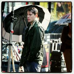 #BehindTheScenes of #TheVOW Channing Tatum, Photo A Day, Vows, Behind The Scenes, Challenges, Fictional Characters