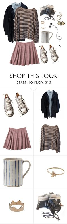 """i was listening to bubble gum b.i.t.c.h and this happened hah"" by lackingingrace ❤ liked on Polyvore featuring Converse, Dior Homme, Mossimo Supply Co., Majestic Filatures, CO, Peggy Li and Kismet"