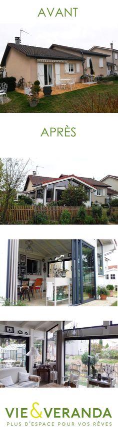 """""""Nous sommes très contents de l'entreprise et de son sérieux"""" Veranda Aluminium, Mansions, House Styles, Home Decor, Business, Decoration Home, Manor Houses, Room Decor, Villas"""