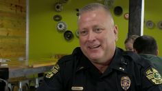 Orlando, Florida Police Department's LGBTQ Liaison Reflects on the Past Year: As a 20-year veteran of the Orlando Police Department, Lt. Jim Young has not only watched the gay community grow, he has grown with it.   #wesh   #LGBTQ #orlando #florida #pulse #police #lawenforcement #gaycommunity