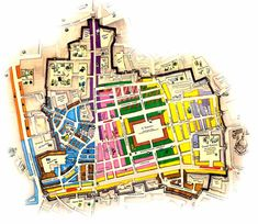 DO   Map of Grand Bazaar, Istanbul