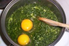 Špenát | jitulciny-recepty.cz Palak Paneer, Eggs, Breakfast, Ethnic Recipes, Food, Diet, Morning Coffee, Essen, Egg