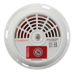 CO Carbon Monoxide Detector Smoke Gas Sensor Warning Alarm Tester Ceiling Mount