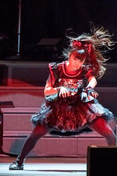 Moametal of Babymetal Doki Doki Morning, Moa Kikuchi, All Grown Up, A Silent Voice, Concert Tickets, Famous Girls, My Favorite Music, Magical Girl, Dimples