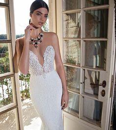 62710c56b54b Elegantly Sexy Berta Wedding Dresses 2015. Svadobné Šaty ...