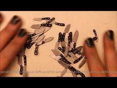 miniature knives - art tutorial - craft tutorial - diy - dollhouse - how to - YouTube