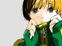 Chie from Persona 4