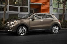 2016 Fiat 500X Crossover