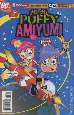 Hi Hi Puffy Amiyumi (2006) 3