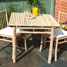 Bamboo Table | Black Friday