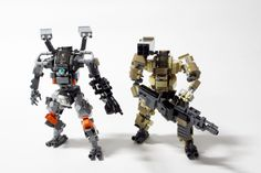 """All Photos-5156"" by simmon12: Pimped from Flickr Lego Titanfall, Lego Mechs, Lego Robot, Robots, Lego Words, Ajin Anime, Robot Design, Lego Models, Lego Brick"