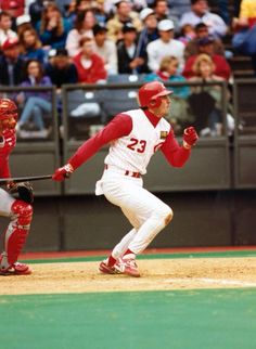 Hal Morris, Cincinnati Reds