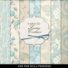 GRANNY ENCHANTED'S BLOG: Wednesday's Guest Freebies -Far Far Hill