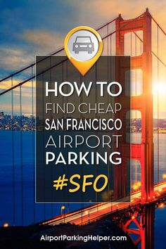 Expert SFO airport parking methods for saving money. Click to learn tips, compare rates and easily book online. AirportParkingHelper.com explains a number of ways to secure discount San Francisco airport parking rates, SFO parking coupons and deals - great for those planning a honeymoon, wedding, cruise, Disney vacation or other travel.