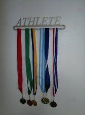 swim ribbon display | medal display hanger | eBay Swim Ribbons, Ribbon Display, Award Display, Running Gifts, Hanger, Outdoor Decor, Kids, Crafts, Ebay