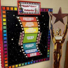 Movie Classroom Theme On Pinterest Hollywood