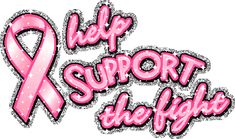 October is Breast Cancer Awareness month, help support the fight!!!