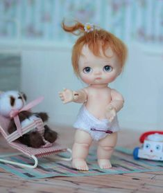 Tiny Dolls, Ooak Dolls, Barbie Dolls, Dollhouse Dolls, Miniature Dolls, Realistic Baby Dolls, Cute Baby Dolls, Polymer Clay Dolls, Kewpie