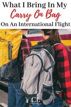 Carry on bag packing essentials for an international flight. Packing tips for a carry on bag for an international flight. Airplane Carry On, Airplane Travel, Travel Outfit Summer, Summer Outfits, Carry On Bag Essentials, Sleeping On A Plane, Best Carry On Bag, Get Up And Walk, International Flights