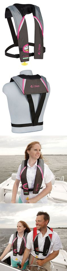 Life Jackets and Preservers 15262: New Onyx A-24 In-Sight Automatic Inflatable Life Jacket Lifevest (Pfd) - Pink -> BUY IT NOW ONLY: $103.99 on eBay!