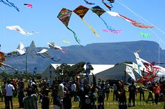 The 2013 edition of the Cape Town Kite Festival will be held on the and of November 2013 in Muizenberg. Kite Flying, Daily Photo, School Fun, Cape Town, South Africa, Surfing, Ocean, November 2013, Kites