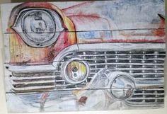 Abandoned Cadillac