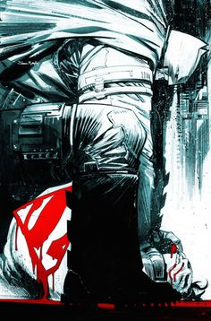 DC unveils two more variant covers for Dark Knight III by Sean Murphy and Jae Lee   Blastr