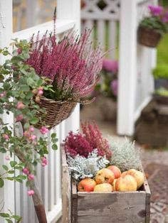 4 ways to beautify your autumn balcony or terrace :) balcony, terrace, autumn balcony, autumn terrace, ideas, inspiration